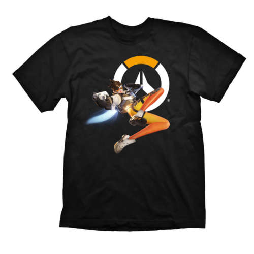 OVERWATCH Tracer Hero T-Shirt