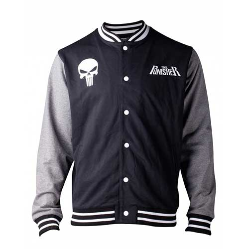 Marvel - The Punisher -  Varsity Jacket
