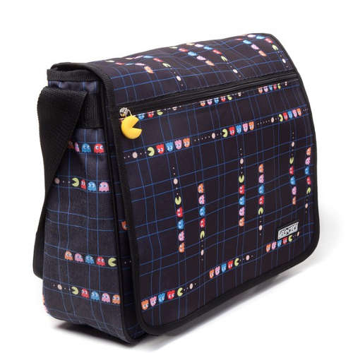 PAC-MAN Original Level Messenger Bag