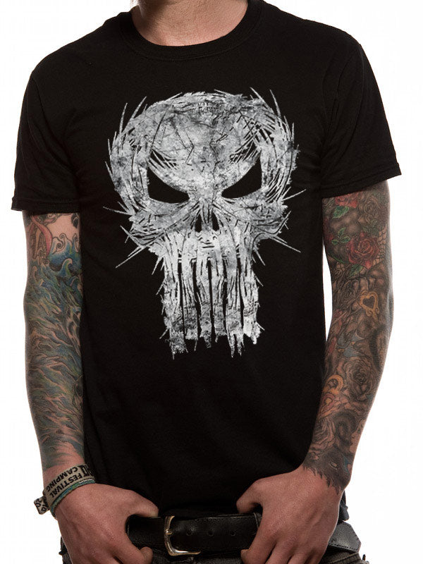 Marvel Punisher - Shatter Skull