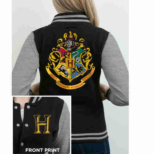 Harry Potter - Colour Crest VARSITY JACKET
