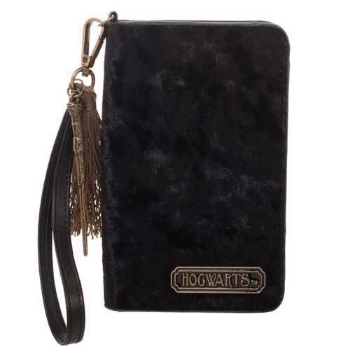 Harry Potter - Hogwarts Velvet Folio Wallet