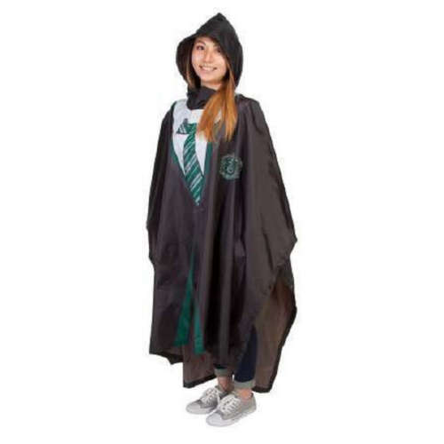 HARRY POTTER Slytherin Hogwarts Poncho