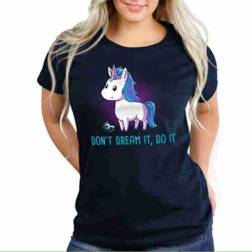 Don't Dream It, Do It - Tshirt
