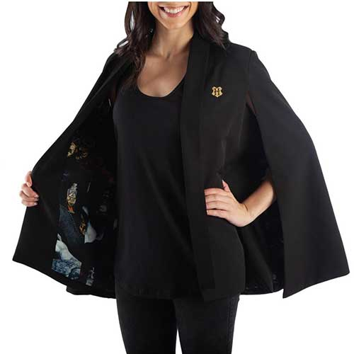 Harry Potter Black Cape