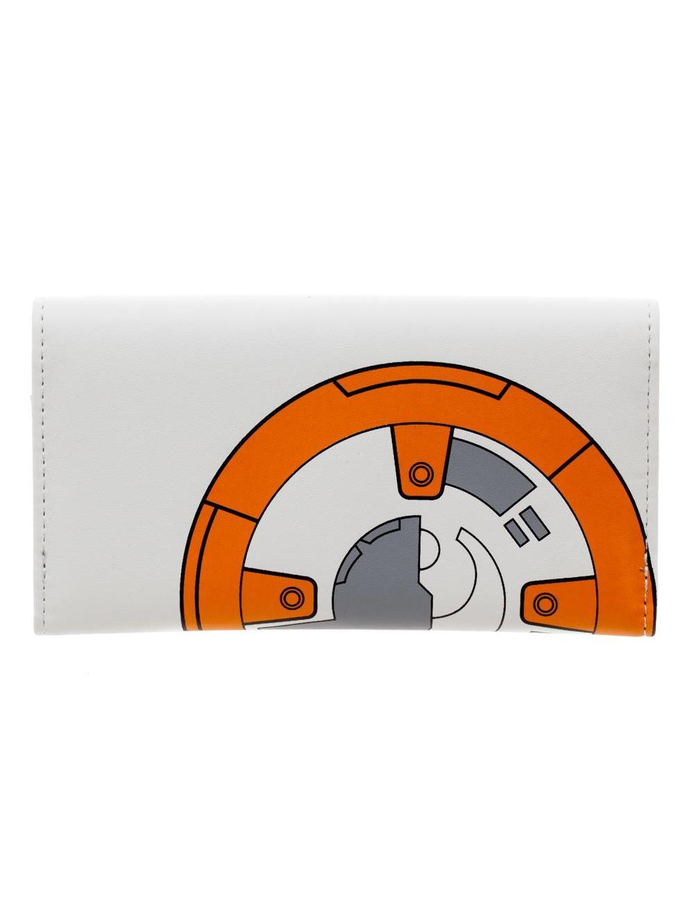 Star Wars BB8 Jrs Flap Purse