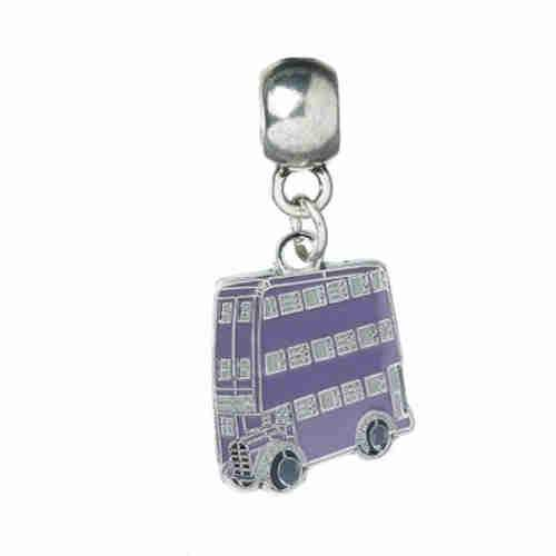 Harry Potter Knight Bus Slider Charm