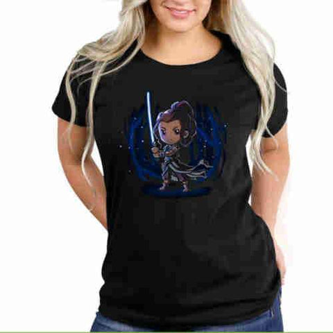 STAR WARS VII The Force Awakens Adult Male BB-8 Astromech Droid & Stars T-Shirt