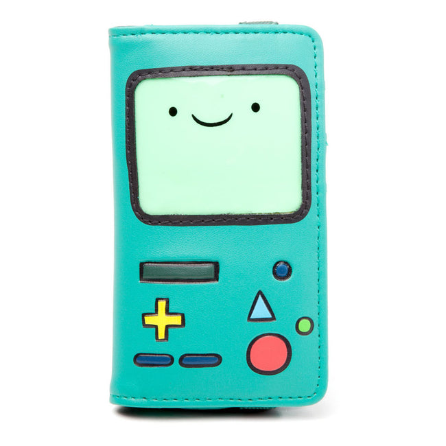 ADVENTURE TIME BMO Envelope Purse Wallet