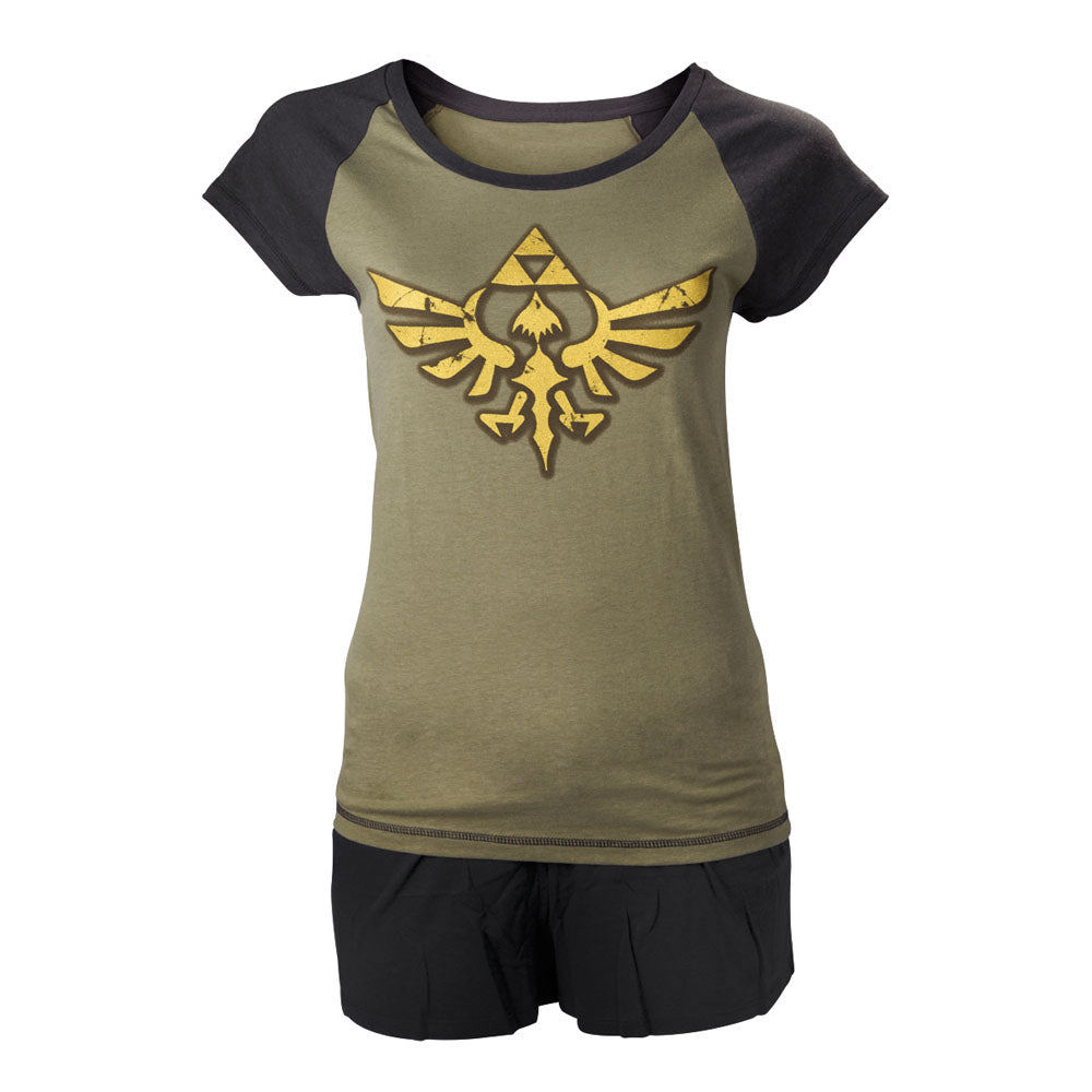 NINTENDO Legend of Zelda Skyward Sword Nightwear Set