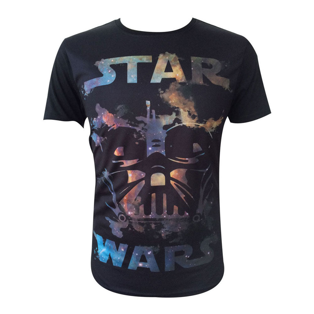 STAR WARS Adult Darth Vader All-Over T-Shirt