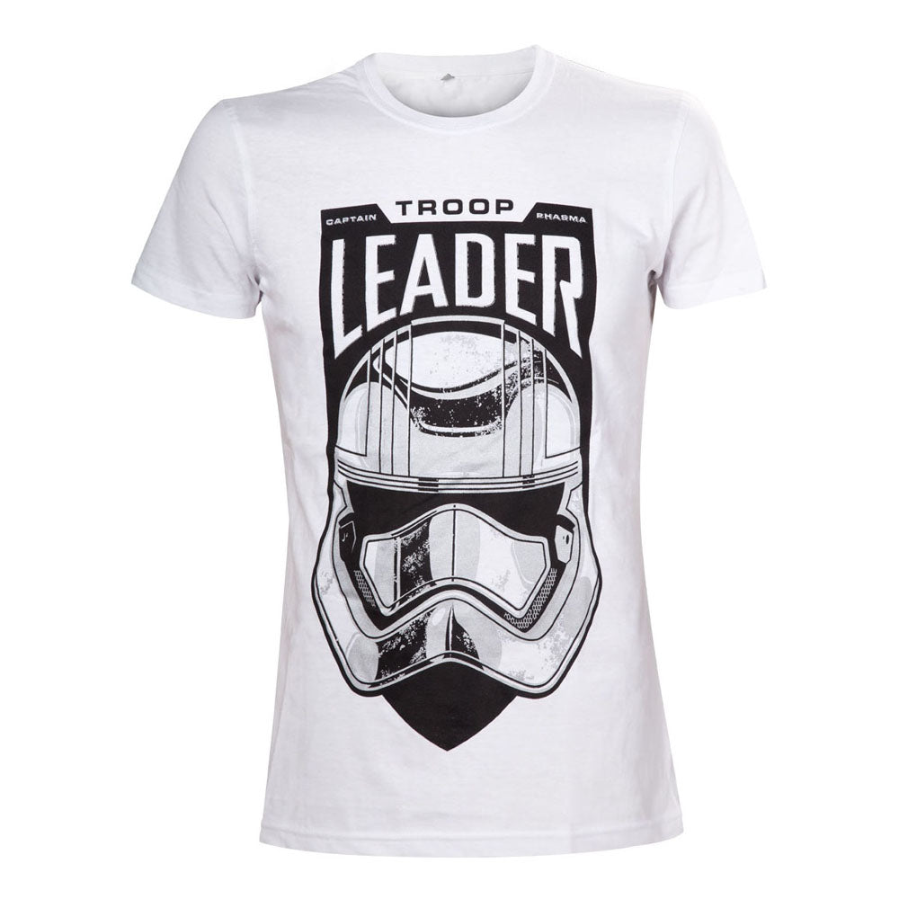 STAR WARS VII The Force Awakens  Troop Leader Stormtrooper T-Shirt