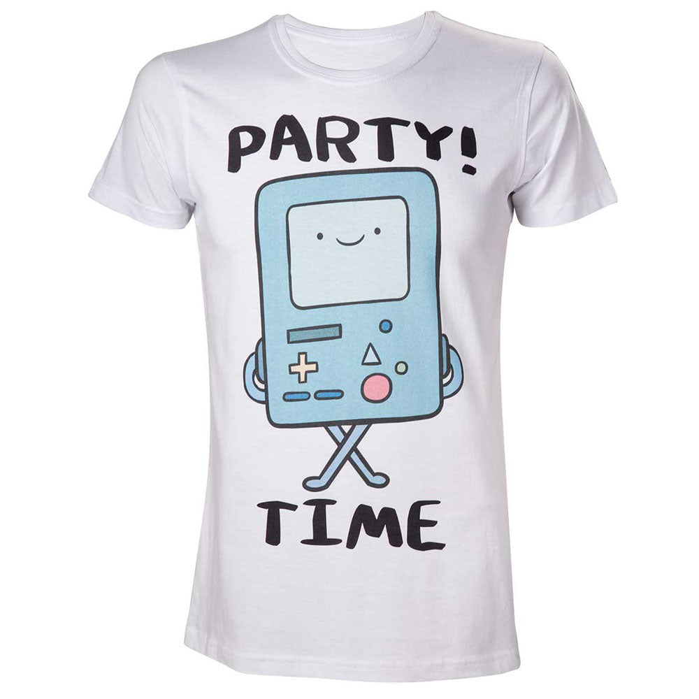 ADVENTURE TIME  Beemo Party Time! T-Shirt
