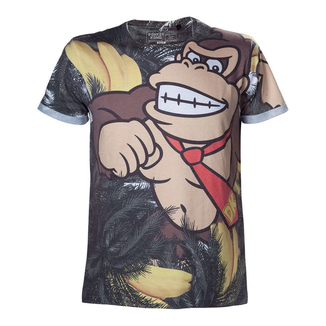 NINTENDO Donkey Kong All-Over Sublimation T-Shirt
