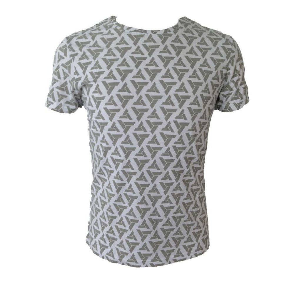 ASSASSIN'S CREED  Abstergo Logo All-Over Print T-Shirt