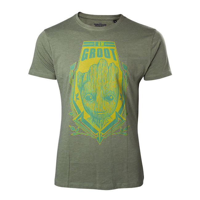 MARVEL COMICS Guardians of the Galaxy Vol. 2 I am Groot T-Shirt