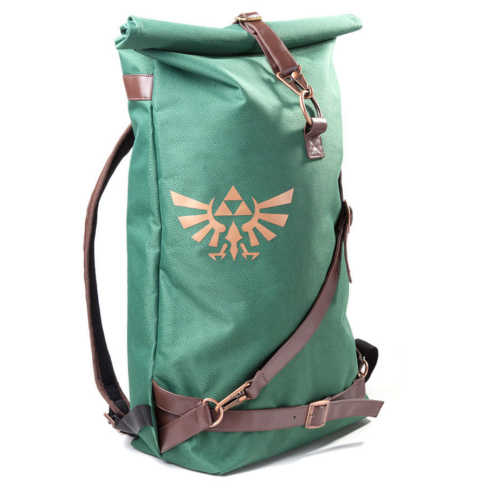NINTENDO Legend of Zelda Link Belt Straps Top Loader Backpack