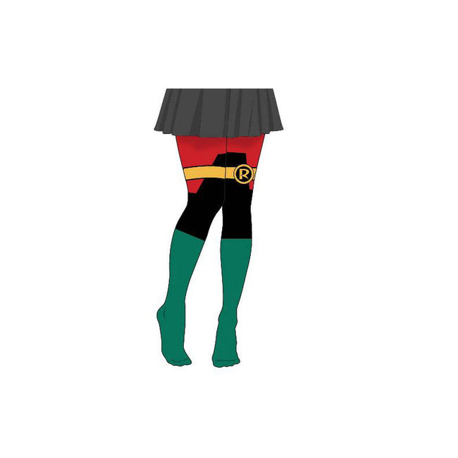 DC COMICS Batman Classic Robin Suit Tights