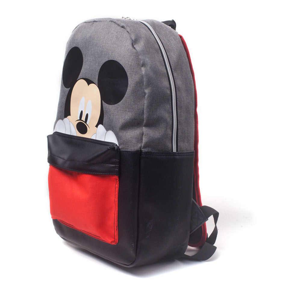 DISNEY Mickey Mouse & Friend's All-over Pattern Print Backpack, Multi-colour (BP771351MCK)