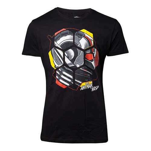 MARVEL COMICS Ant-Man and the Wasp  Head T-shirt