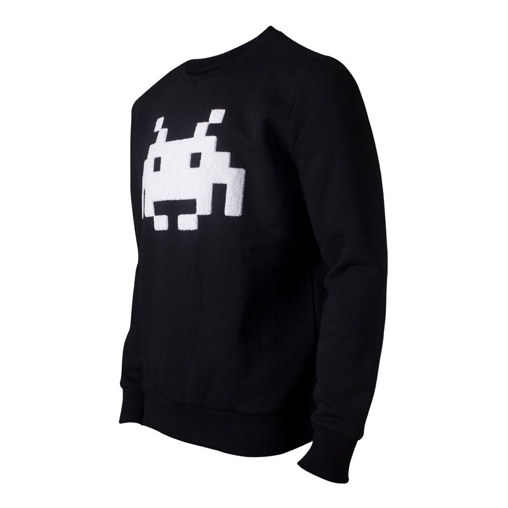 SPACE INVADERS Chenille Invaders Sweater