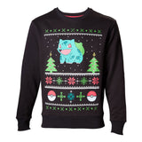 POKEMON Bulbasaur Christmas Sweater