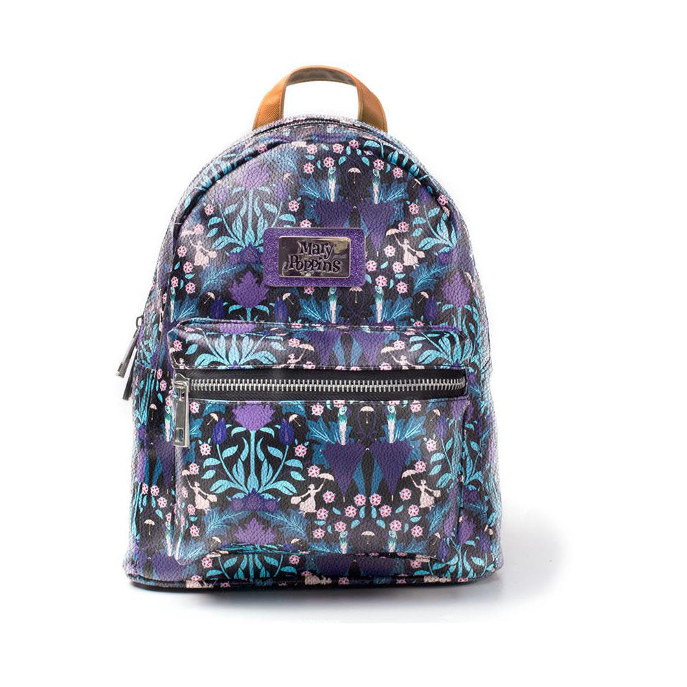 DISNEY Mary Poppins All-over Print Ladies Backpack, Female, Multi-colour (BP238762DNY)