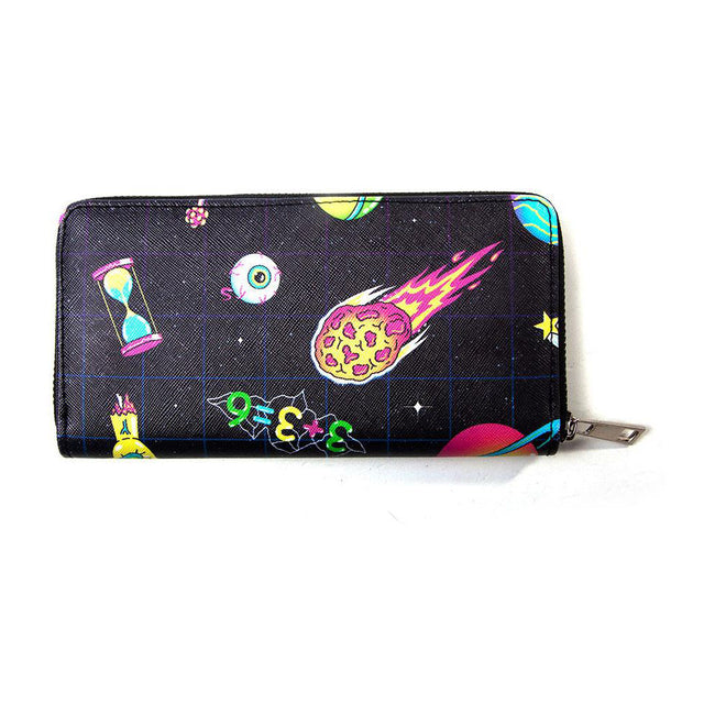 RICK AND MORTY All-over Print Wallet Purse