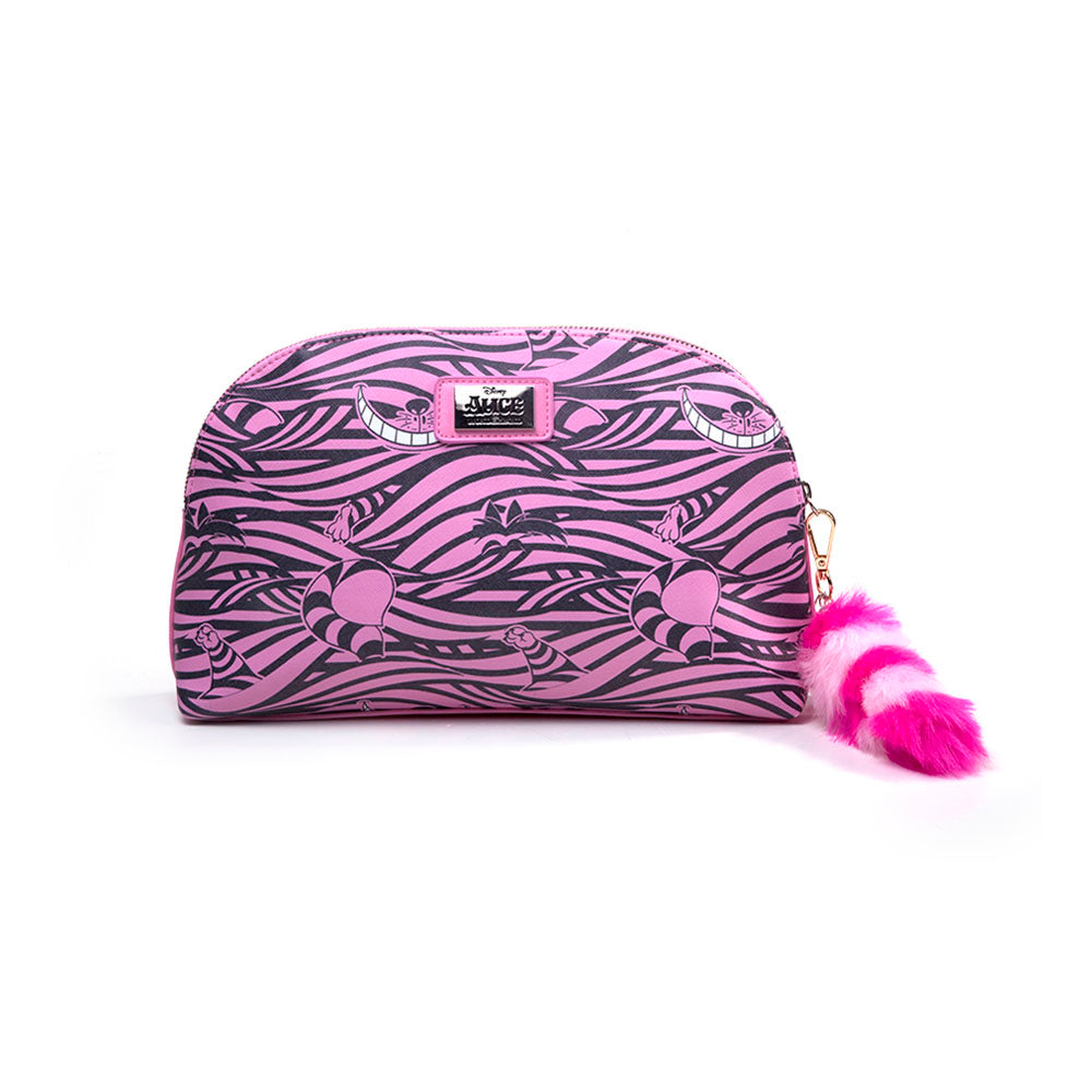 DISNEY Alice in Wonderland Cheshire Cat Wash Bag, Female, Pink (GW435703AIW)