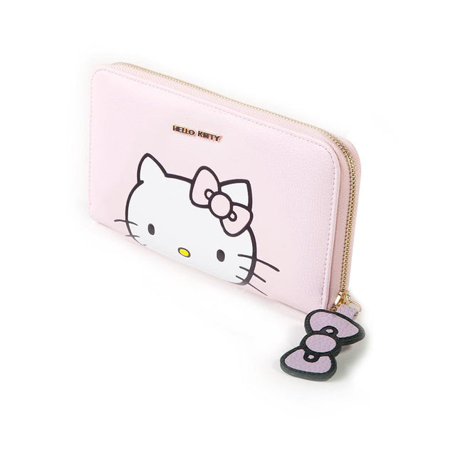 HELLO KITTY Ladies Zip Around Purse