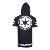 STAR WARS A New Hope Classic Darth Vader T-Shirt with Hood