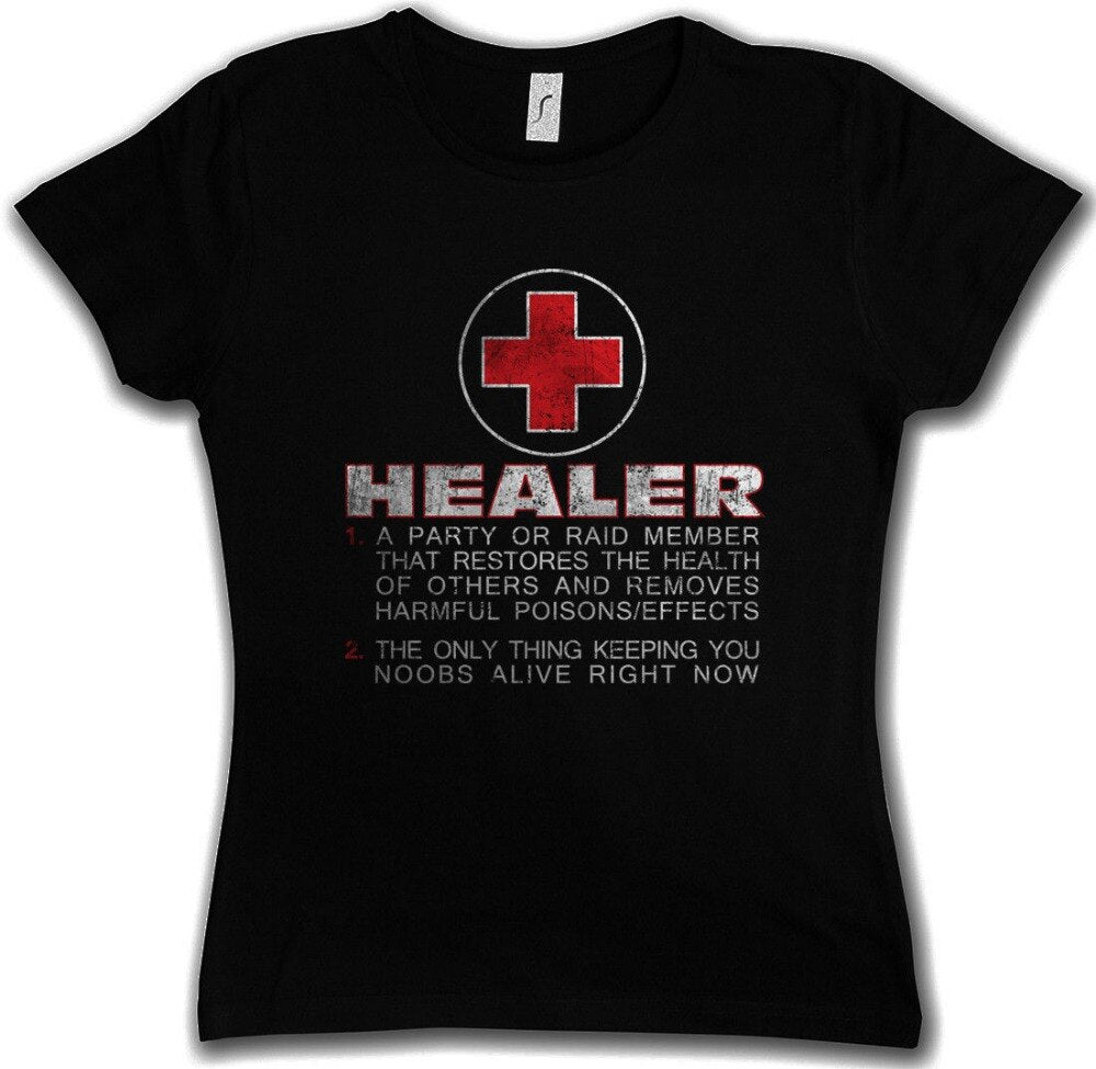 HEALER ROLE DAMEN T-SHIRT