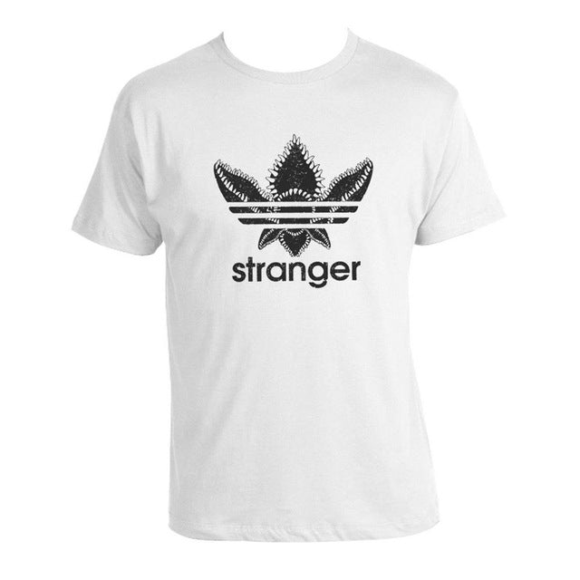 Demogorgon Stranger 3 stripes.