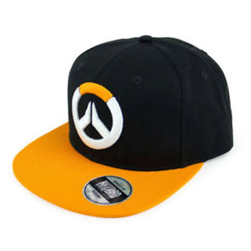 OVERWATCH Embroidered Game Logo Snapback