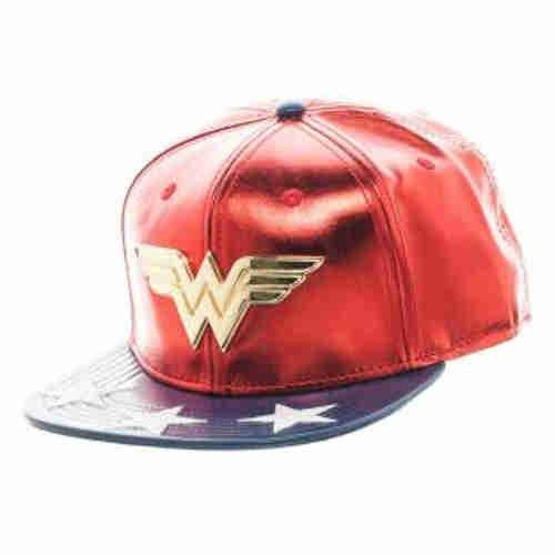 Wonder Woman  Suit Up Snapback