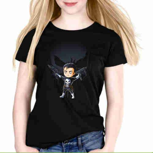 Punisher Vengeance Fitted Tshirt