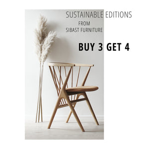 Sibast No 8 Sustainability Campaign - 4 for 3