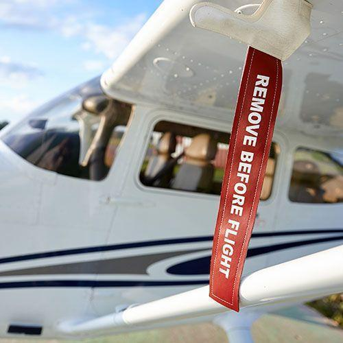Where Remove Before Flight Phrase Comes From?
