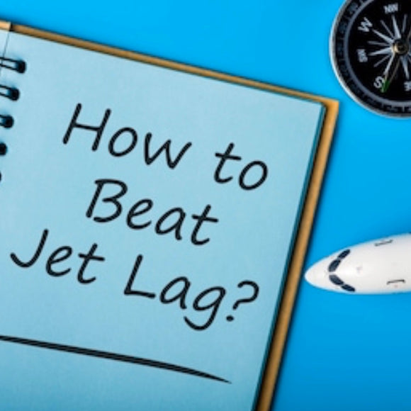 How to cope with Jet Lag: Top Tips for Airline Crew