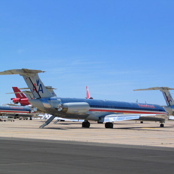 American Airlines MD-82 -