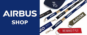 Airbus Luggage Tags and Gifts