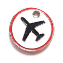 Trolley Coin - Warning Low Flying Planes (£) | aviamart®