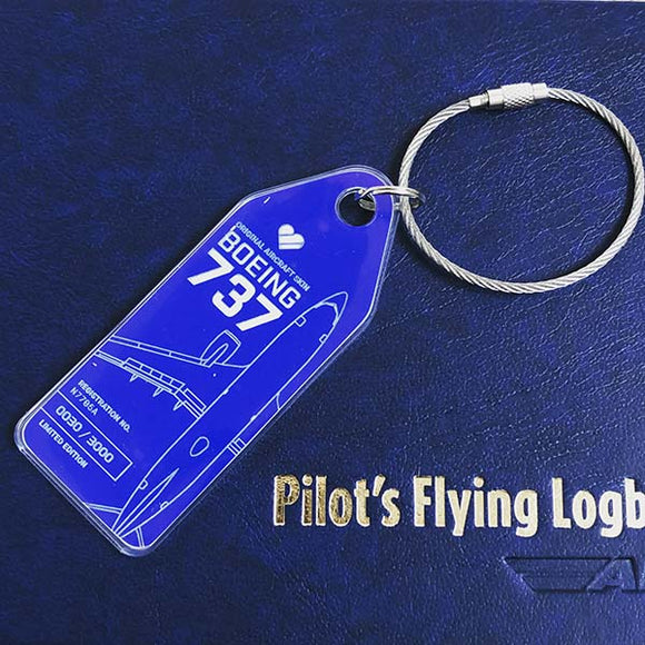Original Aviationtag Clear Case
