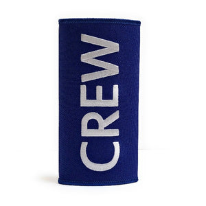 Crew Luggage Handle Wrap - Blue