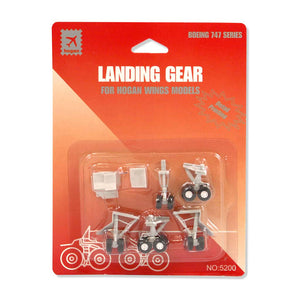 Hogan Wings B747 Replacement Landing Gear Set | 1/200 Scale | H5200R | Aviamart