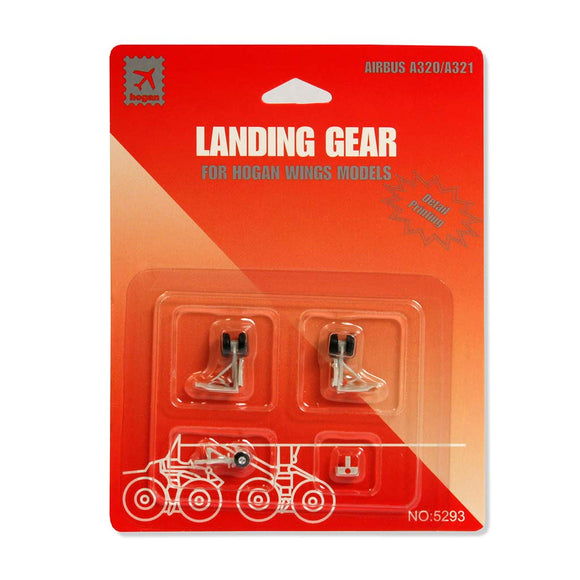 Hogan Wings A320 / A321 Replacement Landing Gear Set | 1/200 Scale | H5293R | Aviamart