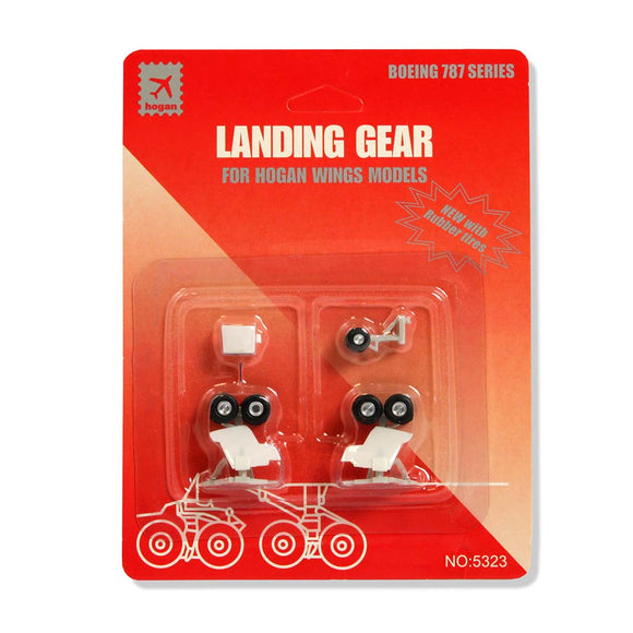 Hogan Wings B787-8 Replacement Landing Gear Set | 1/200 Scale | H5323R | Aviamart