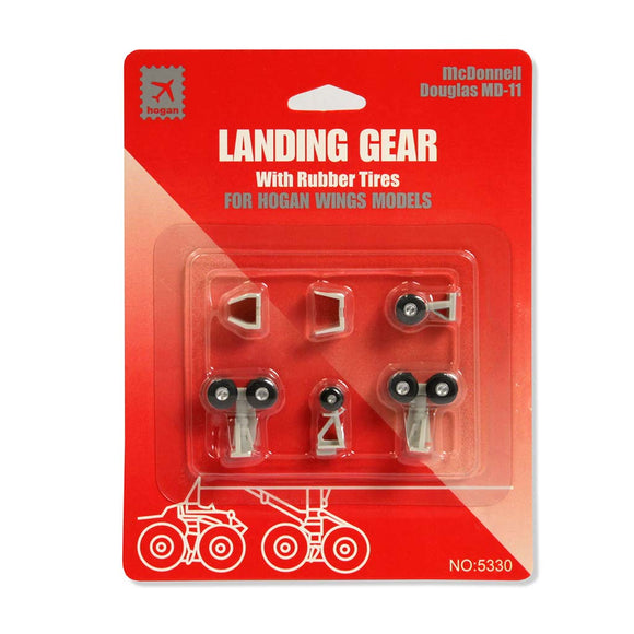 Hogan Wings MD-11 Replacement Landing Gear Set | 1/200 Scale | H5330R | Aviamart