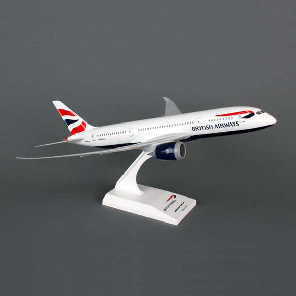 Skymarks British Airways B787-800 Model Airplane 1/200 Scale Reg. G-BDRM- SKR694