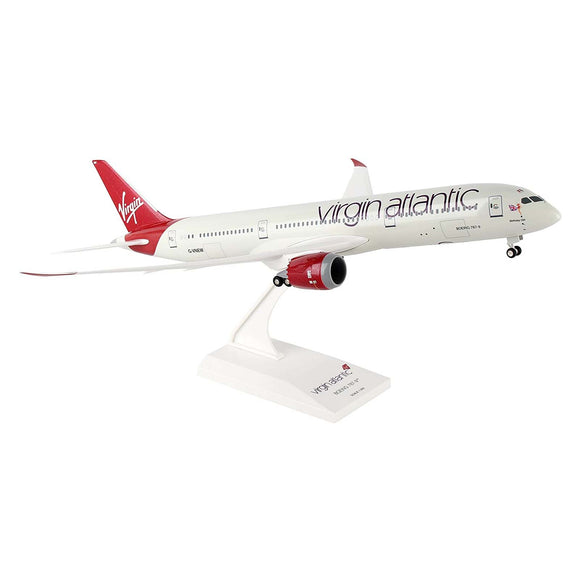 Skymarks Virgin Atlantic B787-900 Model Airplane 1/200 Scale Reg. G-VNEW - SKR887